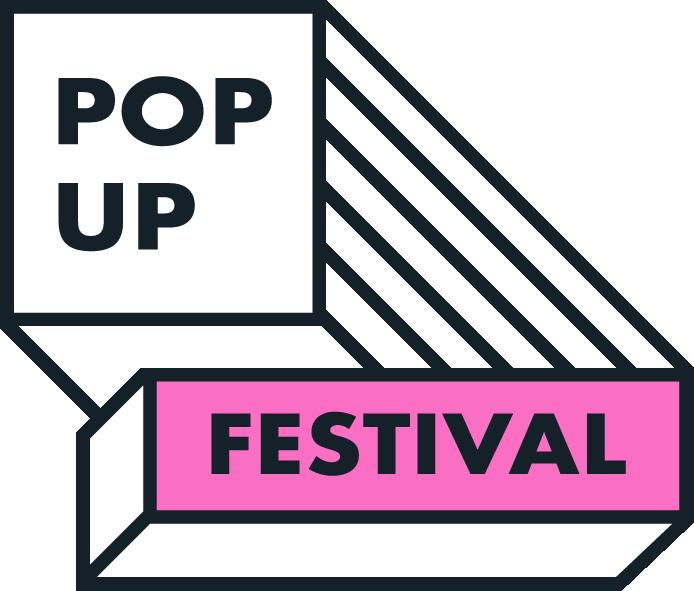 Pop Up Festival Logo